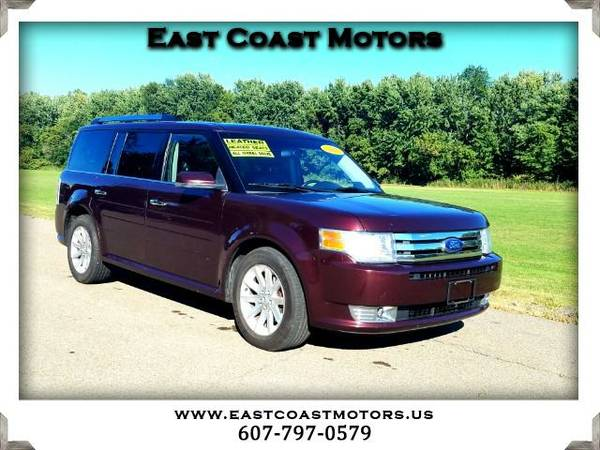 2011 Ford Flex SEL AWD*Heated Leather Seats