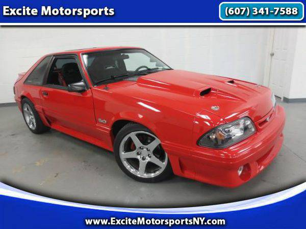 1991 *Ford* *Mustang* GT hatchback SALE TODAY !!