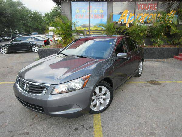 2010 *Honda* *Accord* EX-L -📲GET APPROVED TODAY