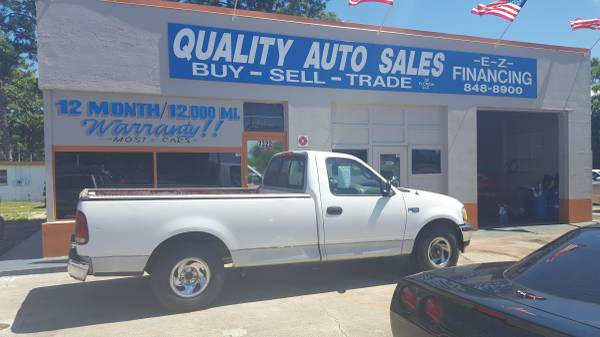 ***1997 FORD F-150***