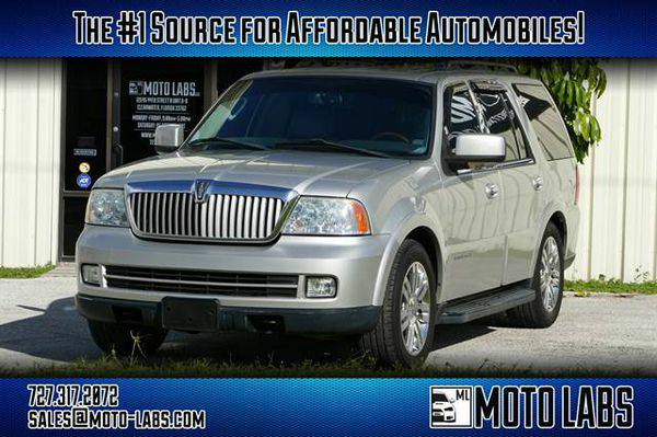 2006 *Lincoln* *Navigator* Luxury Sport Utility 4D