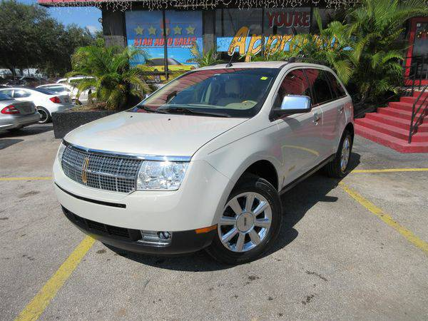 2007 *Lincoln* *MKX* -📲GET APPROVED TODAY