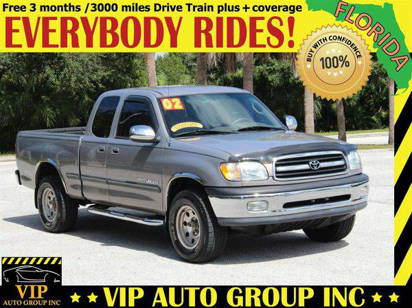 2002 *Toyota* *Tundra* SR5 🚙 Manager's Special 🚙