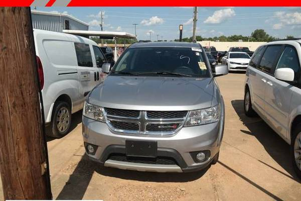 2016 Dodge Journey - Free Oil Changes For Life