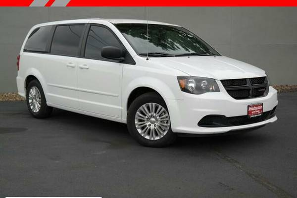 2015 Dodge Grand Caravan - Enjoy The Hodge Difference