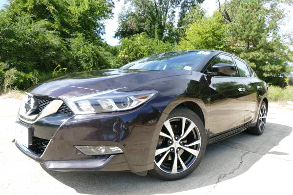 2016 Nissan Maxima - Financing Available!