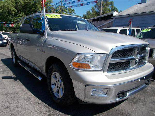 2010 *RAM* *1500* Laramie Crew Cab 4WD *$499 Down Drives Today!*