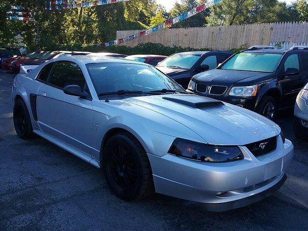 2003 *Ford* *Mustang* GT Deluxe 2dr Coupe *$499 Down Drives Today!*