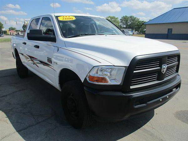 2010 *RAM* *2500* Laramie Crew Cab LWB 4WD *$499 Down Drives Today!*