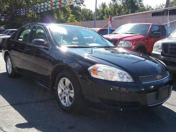 2014 *Chevrolet* *Impala* *Limited* LS Fleet 4dr Sedan *$499 Down Driv