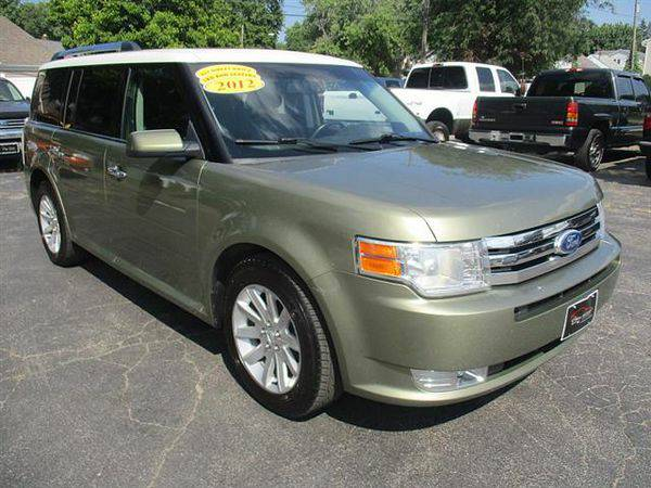 2012 *Ford* *Flex* SEL AWD *$499 Down Drives Today!*