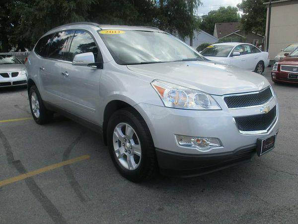 2011 *Chevrolet* *Traverse* LT 4dr SUV w/1LT *$499 Down Drives Today!*