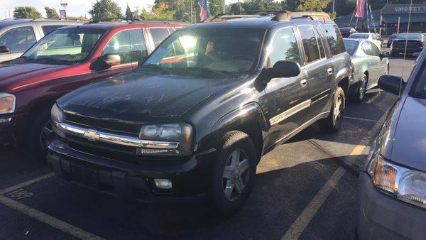 2002 *Chevrolet* *TrailBlazer* EXT LT 4WD 4dr SUV (4.2L 6cyl 4A) -CASH