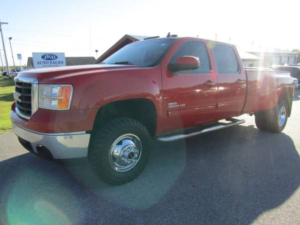 CHEVROLET SILVERADO AND GMC SIERRA 2500 OR 3500 TRUCKS GAS DIESEL