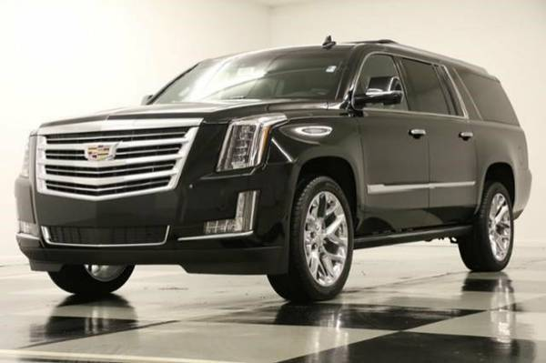 *ESCALADE AWD w SUNROOF* 2016 Cadillac *LEATHER - GPS NAV*