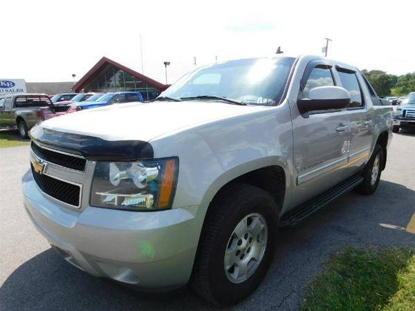 CHEVROLET AVALANCHE 4X4 CREW CABS LEATHER LT LTZ Z71 5 IN STOCK