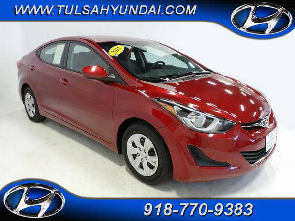 2016 *Hyundai* *Elantra* SE - 100's of vehicles to CHOOSE from!