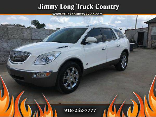 2008 *Buick* *Enclave* CXL FWD PEARL WHITE EXCELLENT CONDITION - Call