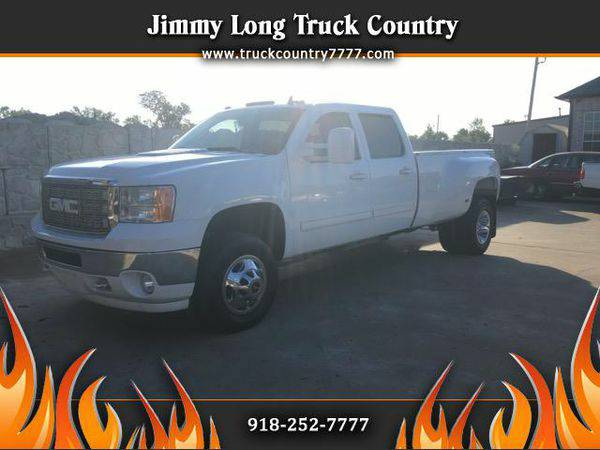 2011 *GMC* *Sierra* *3500HD* SLT Crew Cab 4WD BAD BOY TRUCK - Call or