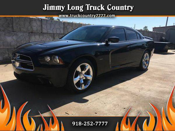 2011 *Dodge* *Charger* R/T BLACK PEARL FAST AND SHARP - Call or Text!