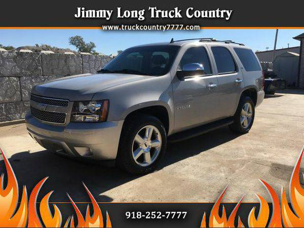 2008 *Chevrolet* *Tahoe* LTZ 4WD - Call or Text! Financing Available
