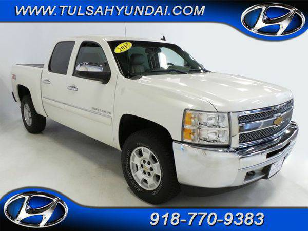 2012 *Chevrolet* *Silverado* *1500* LT - 100's of vehicles to CHOO