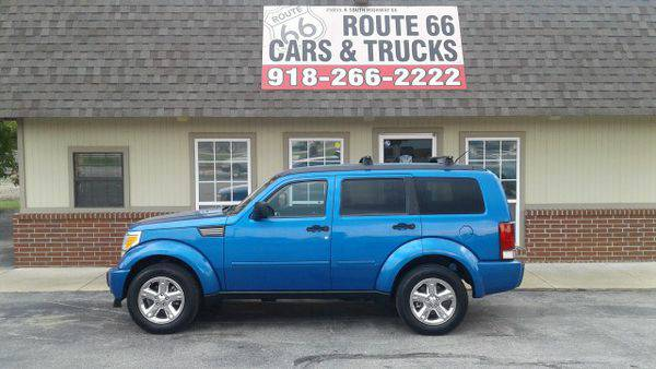2007 *Dodge* *Nitro* SLT 2WD FINANCING AVAILABLE FOR ALL