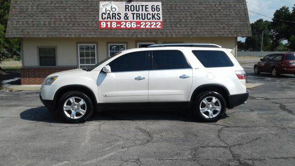 2009 *GMC* *Acadia* SLT-1 FWD 3 ROWS OF SEATS