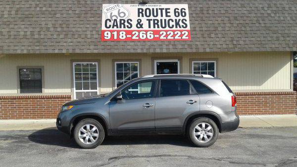 2011 *Kia* *Sorento* LX 2WD WITH 3RD ROW SEATING