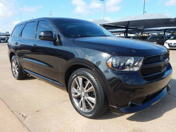 2013 Dodge Durango R/T, Leather loaded, Clean carfax 1-owner