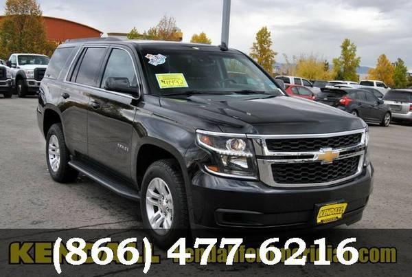 2015 Chevrolet Tahoe Black FANTASTIC DEAL!