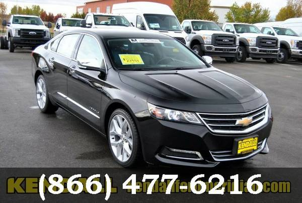 2015 Chevrolet Impala Black For Sale *GREAT PRICE!*