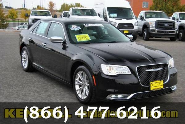 2015 Chrysler 300 Gloss Black INTERNET SPECIAL!