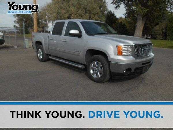 2013 *GMC Sierra 1500* SLT - (Quicksilver Metallic) 8