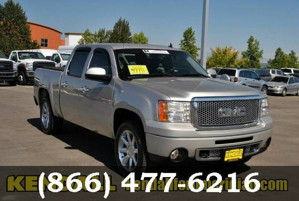 2008 GMC Sierra Denali TAN ON SPECIAL!