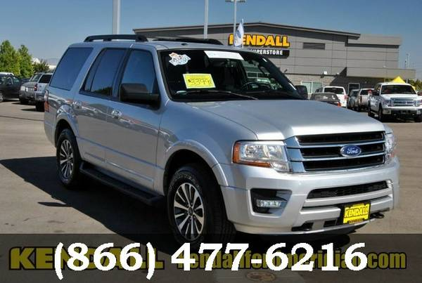 2015 Ford Expedition SILVER LOW PRICE....WOW!!!!