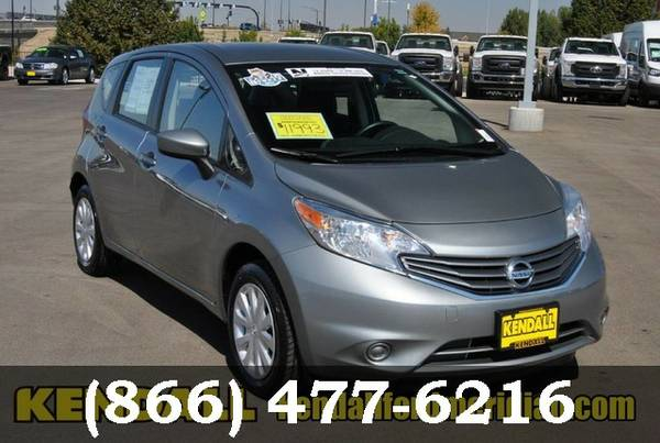 2015 Nissan Versa Note Magnetic Gray Metallic SEE IT TODAY!