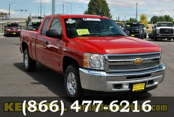 2013 Chevrolet Silverado 1500 For Sale!