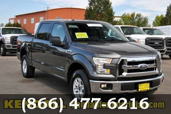 2015 Ford F-150 Magnetic Metallic Must See - WOW!!!