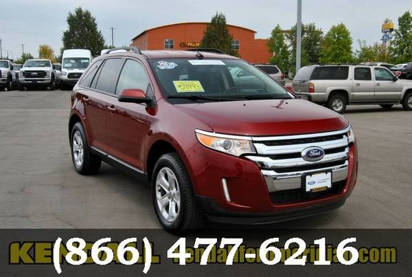 2013 Ford Edge Ruby Red Tri-Coat Metallic **Awesome Online Price!**