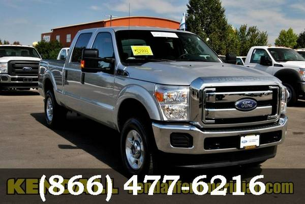 2016 Ford Super Duty F-250 SRW Ingot Silver Metallic Best Deal!!!