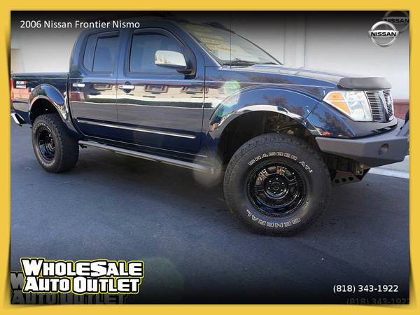 2006 Nissan Frontier Nismo Pickup on 4x4