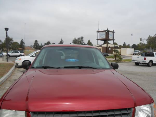 Ford Explorer 2003 very good conditions