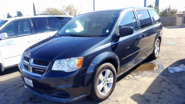 2013 CHRYSLER GRAND CARAVAN