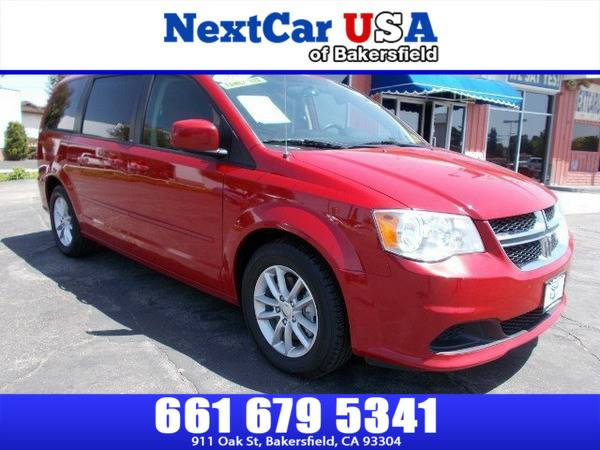 *2013* *Dodge* *Grand Caravan* *SXT* **As Low as $495 Down**