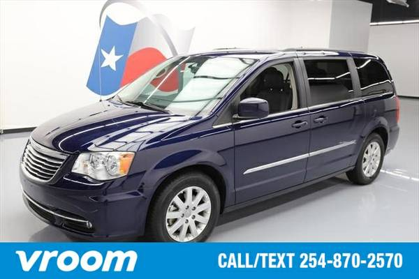 2016 Chrysler Town & Country Touring 7 DAY RETURN / 3000 CARS IN STOCK