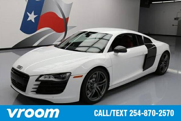 2012 Audi R8 4.2 7 DAY RETURN / 3000 CARS IN STOCK
