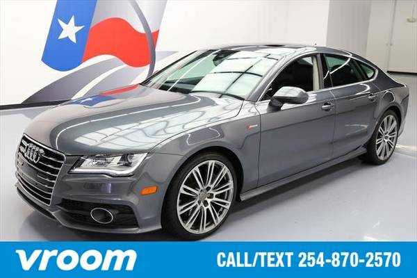 2013 Audi A7 3.0T Premium 7 DAY RETURN / 3000 CARS IN STOCK