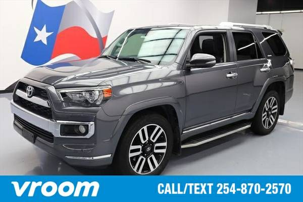 2014 Toyota 4Runner Limited 4dr SUV 7 DAY RETURN / 3000 CARS IN STOCK