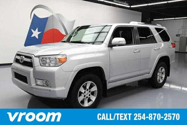 2011 Toyota 4Runner 7 DAY RETURN / 3000 CARS IN STOCK